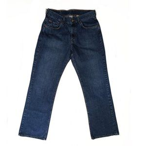 Lucky Women's Low Rise Easy Fit Flare Jeans Size 6